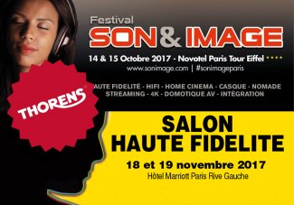 THORENS® at exhibitions in France