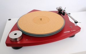 THORENS TD 309s | Red/Rot