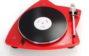 THORENS TD 209 | Red/Rot